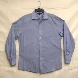Tommy Hilfiger Dress Shirt 34-35 16 1/2